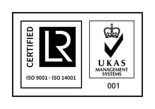Ukas/Iso logo