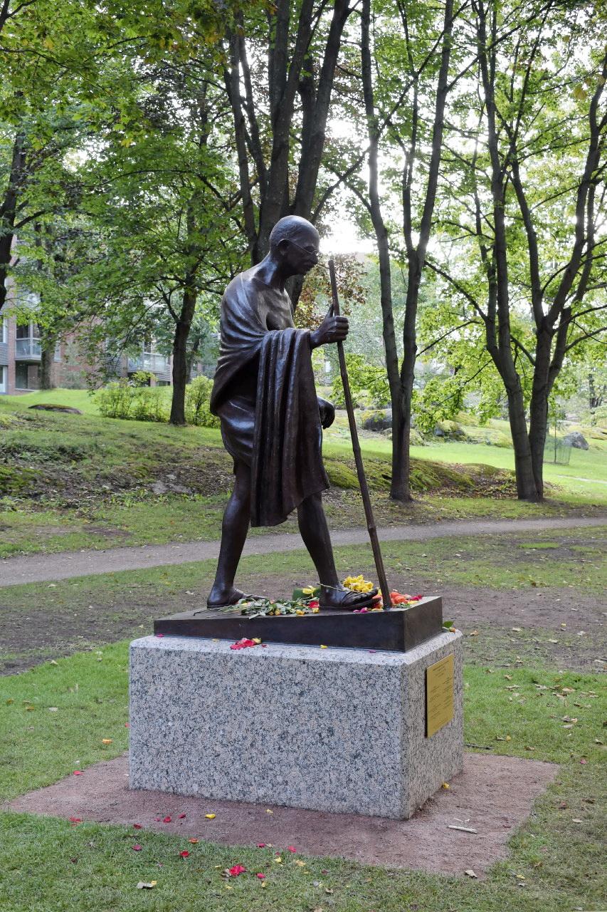 Mahatma Gandhin patsas